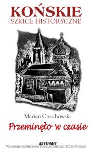 Okładka Chochowski Przeminęło w czasie