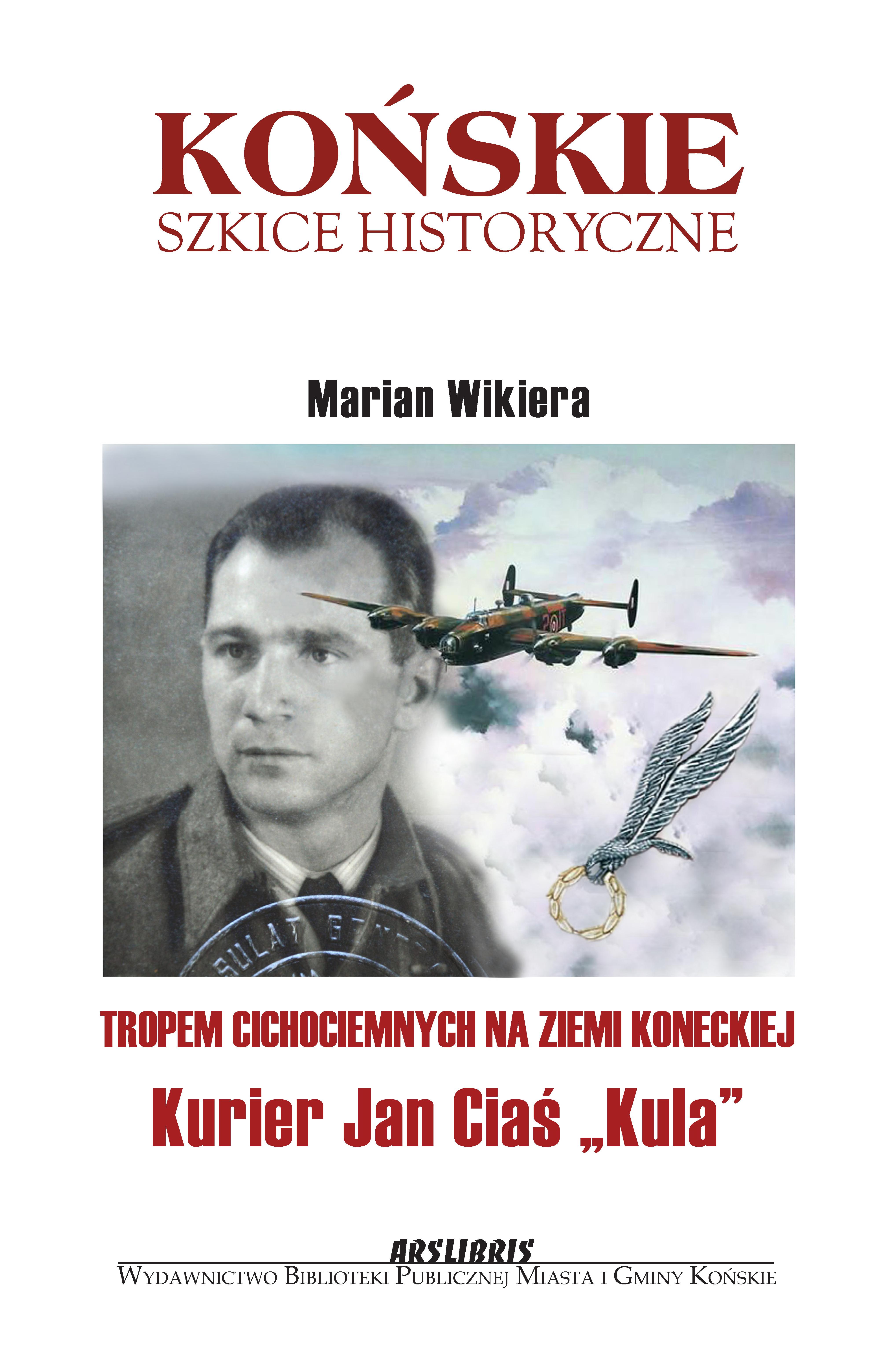 Okładka Wikiera Jan Ciaś
