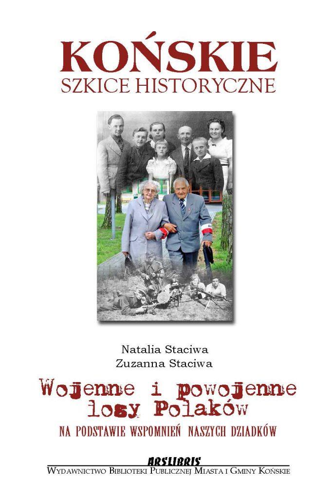 Okładka Wojenne i powojenne losy Polaków