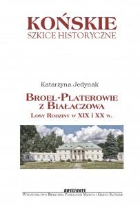 Okladka Szkice Broel-Platerowie