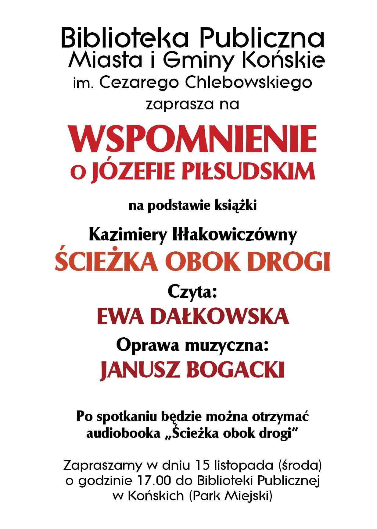 Zaproszenie Dałkowska rewers