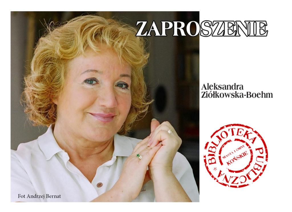 Zaproszenie Ziółkowska Boehm awers2