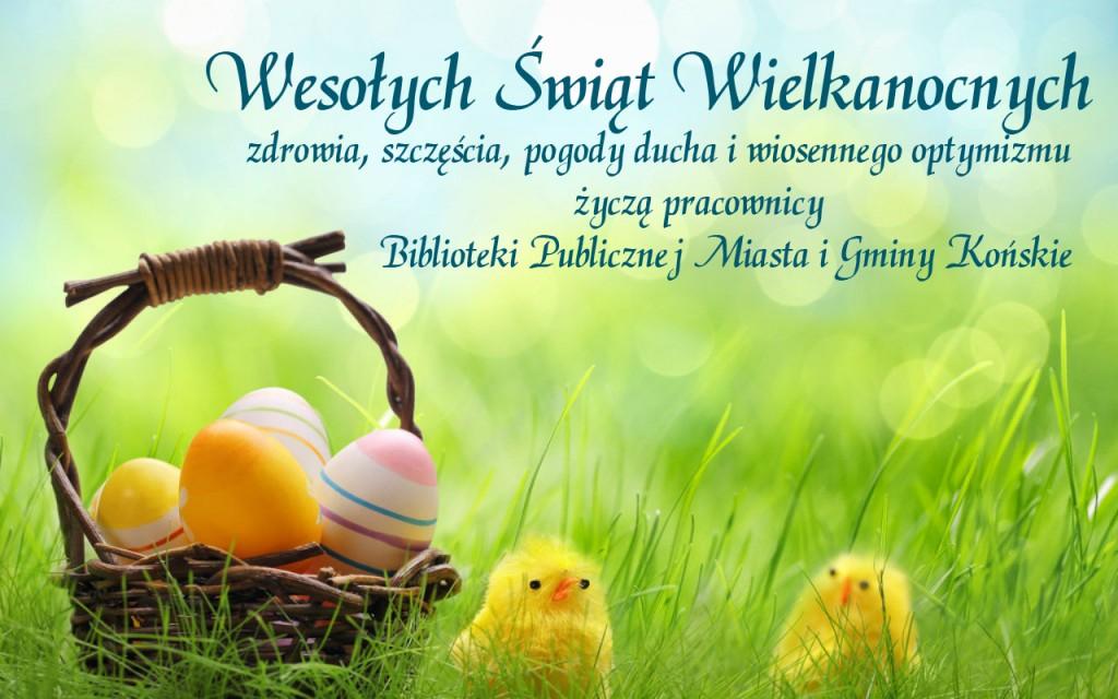 Zyczenia Wielkanoc